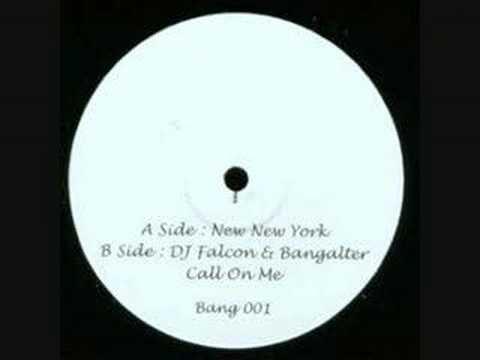 Thomas Bangalter & DJ Falcon - Call On Me