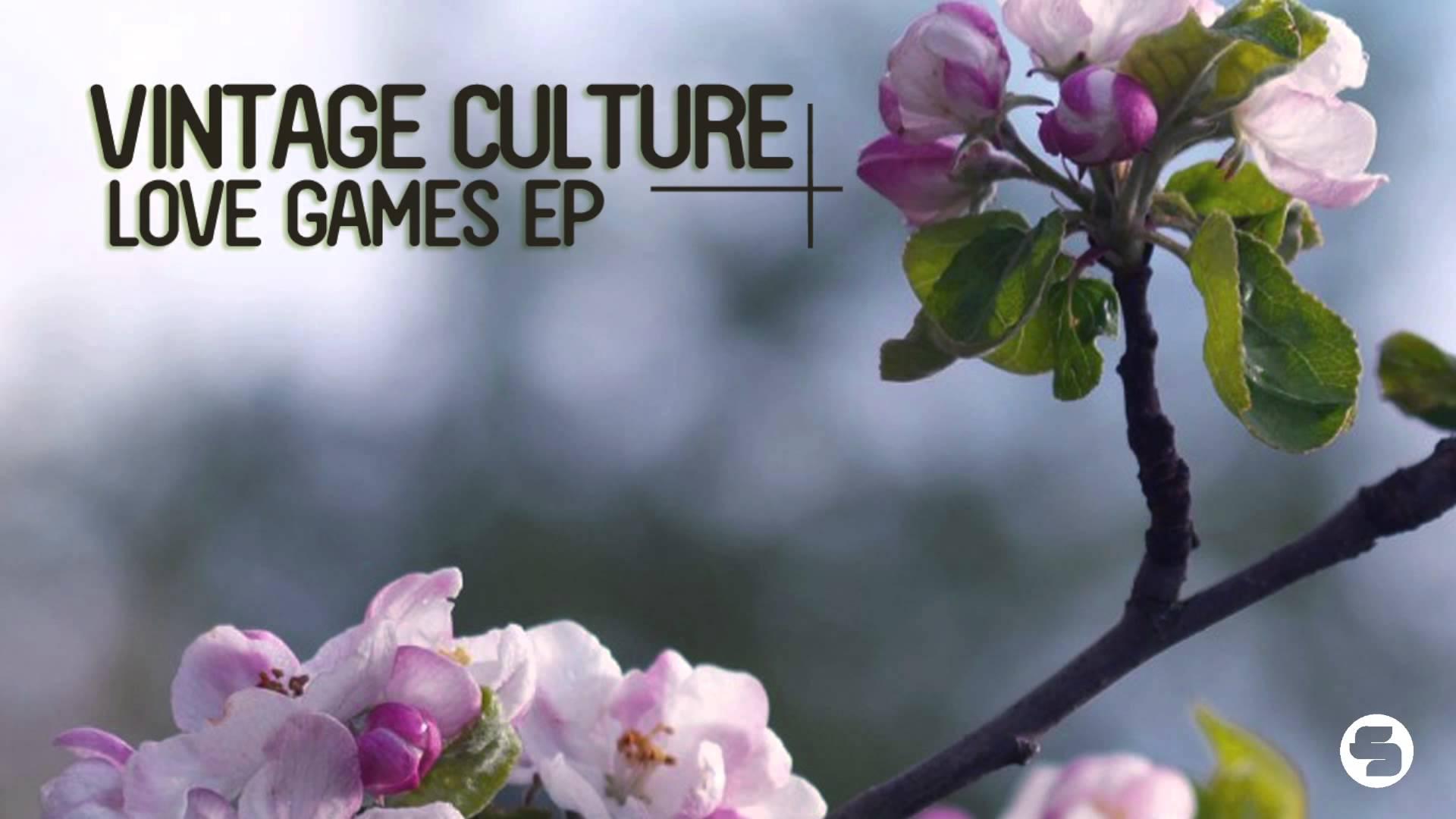 Vintage Culture & Thomaz Krauze feat. TKWonder - Love Games (Radio Edit)