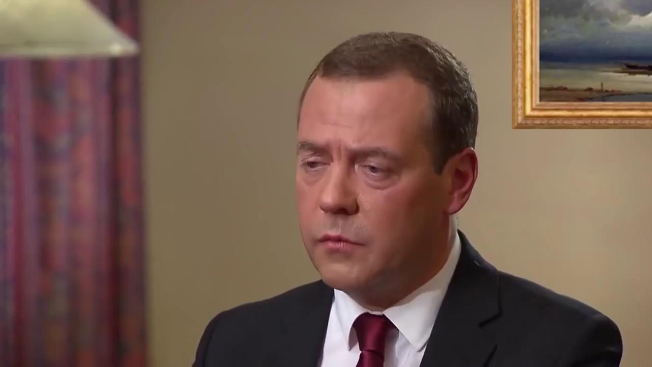 Реакция Медведева на расследование Навального